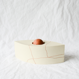 Ceramic Sculpture by Sydney-based ceramicist Debbey Watson