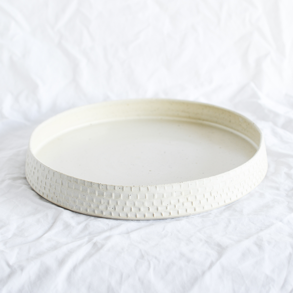 Ceramic Tray Handmade By Melbourne Ceramicist Eb. Ceramics