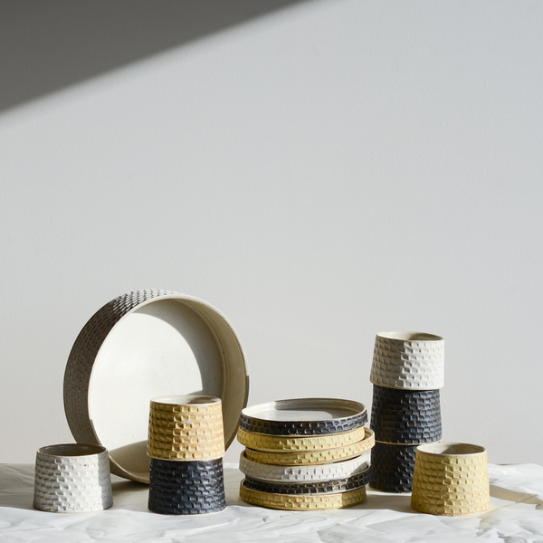 Ceramic tableware Handmade By Melbourne Ceramicist Eb. Ceramics