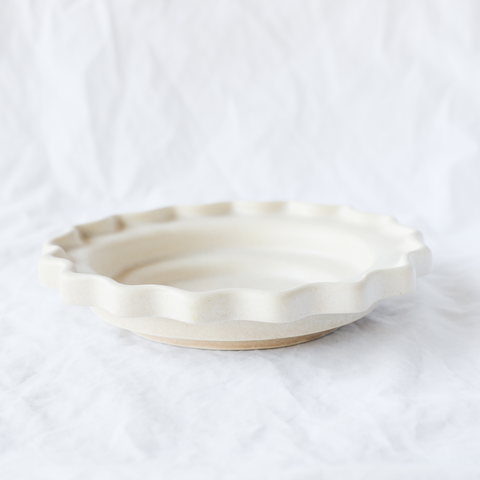 Ceramic bowl handmade by Melbourne-based ceramicist Ella Reweti