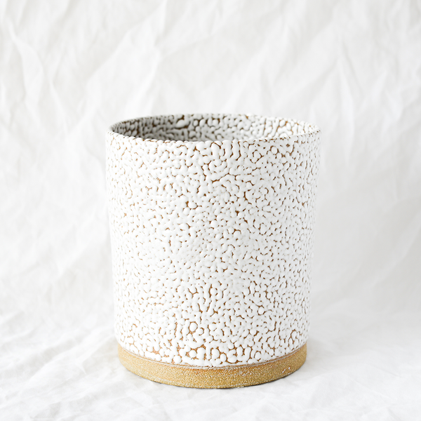 Ceramic Planter By Newcastle-based Jen Lanz From Good Grief Ceramics