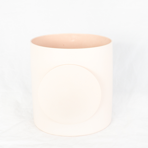 Dot Vessel - Blush Pink