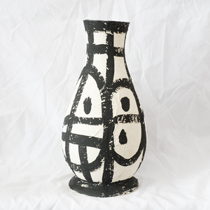 Large Ceramic Vase by Melbourne Ceramicist Iggy & Lou Lou