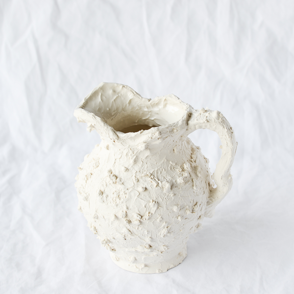 Ceramic Pitcher by Melbourne Ceramicist Irene Grishin Selzer