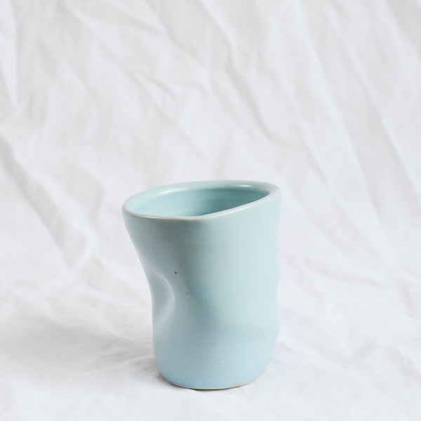 Ceramic Bump Cup - BB Blue