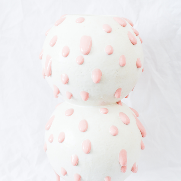 Ceramic Vase Handmade By Melbourne Ceramicist Kirsten Perry