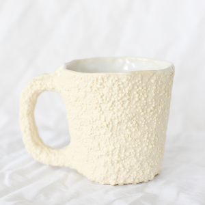 Ceramic mug by Kirsten Perry