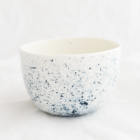 Ceramic Planter Handmade By Lucile From La Petite Fabrique De Brunswick