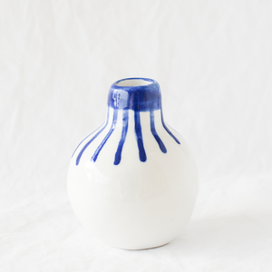 Ceramic Vase Handmade By Lucile From La Petite Fabrique De Brunswick