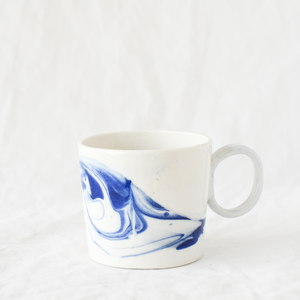Ceramic Mug Handmade By Lucile From La Petite Fabrique De Brunswick