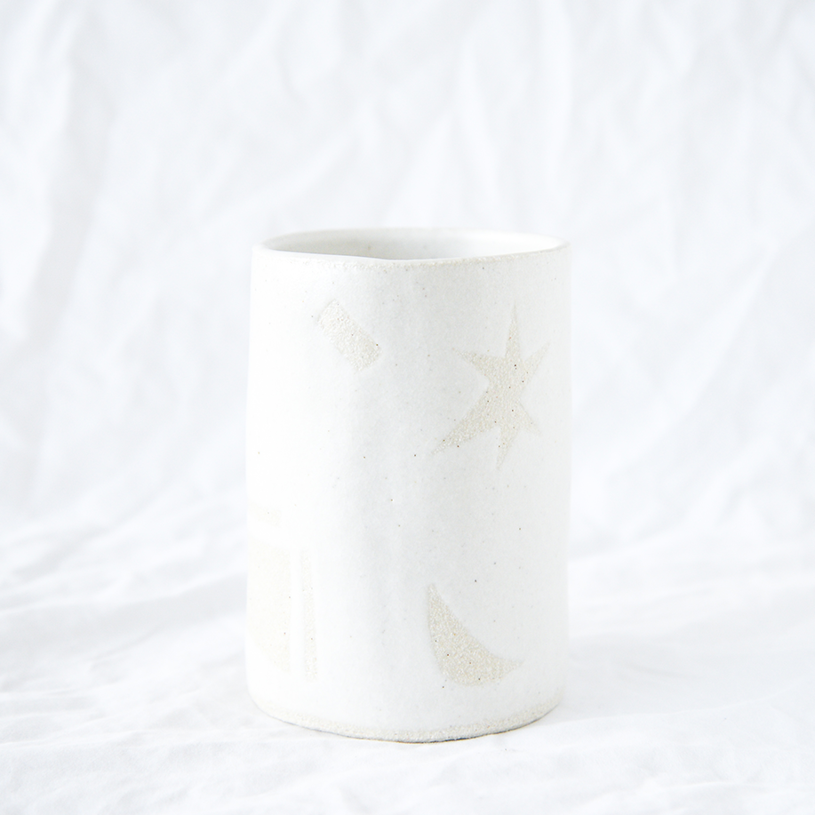 Ceramic Cup Handmade By Melbourne Ceramicist Nathan Collis