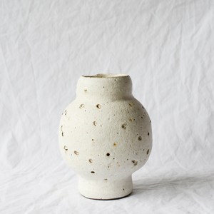 Ceramic Vase Handmade by Melbourne Ceramicist Sharon Alpren