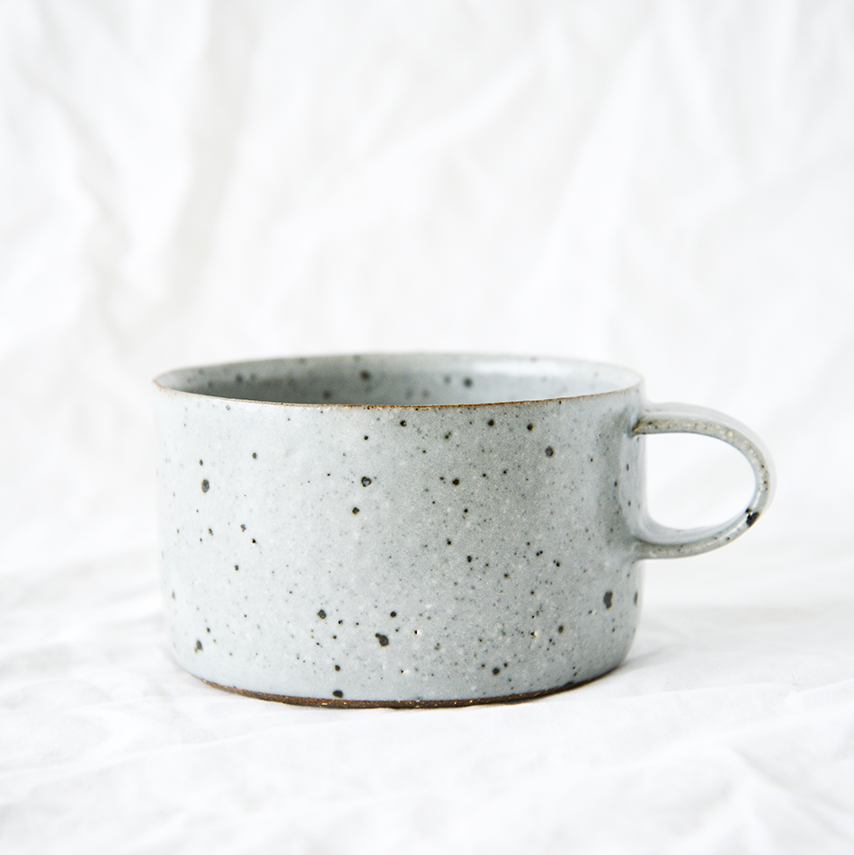 Ceramic Mug Handmade by Melbourne Ceramicist Sharon Alpren