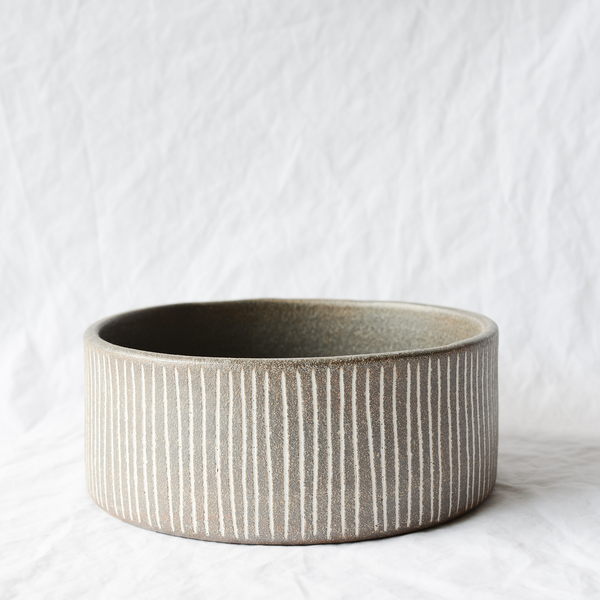 Ceramic Bowl Handmade by Melbourne Ceramicist Sharon Alpren