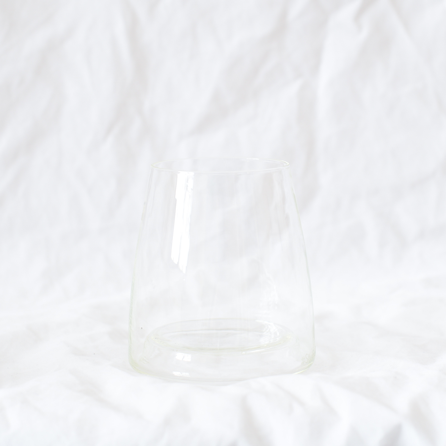 Drinking Glass handmade by Adelaide based Studio Dokola