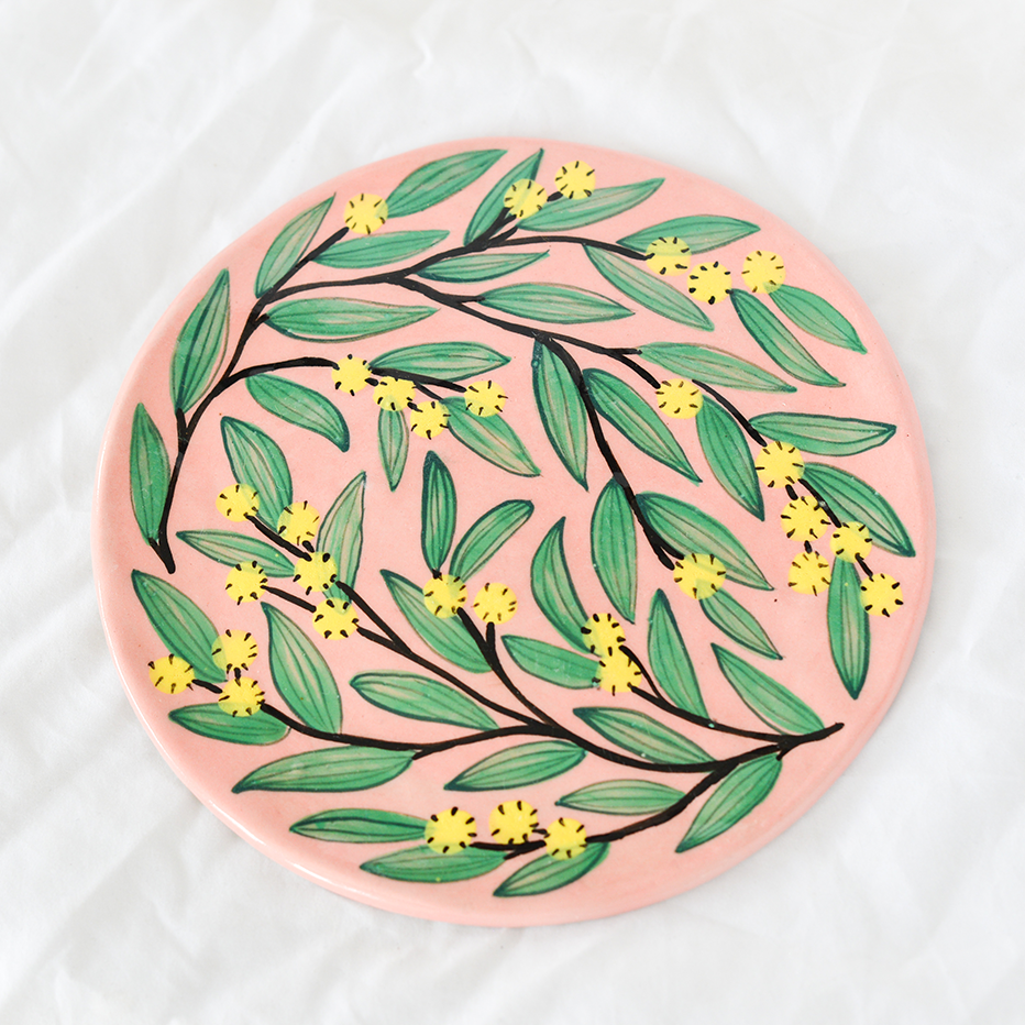 Ceramic Large Dish by Melbourne design studio Togetherness Design