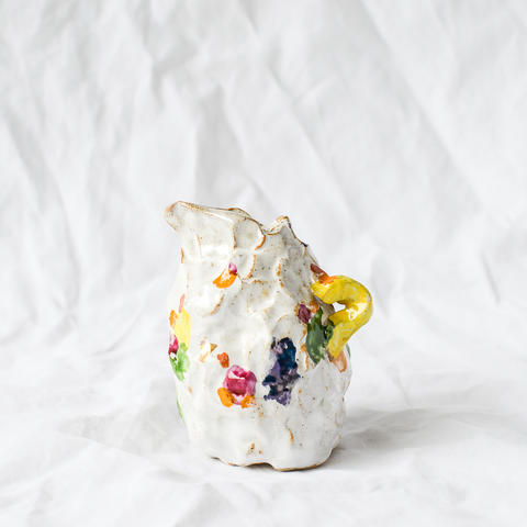 Ceramic Vessel Handmade By Melbourne Ceramicist Tessy King