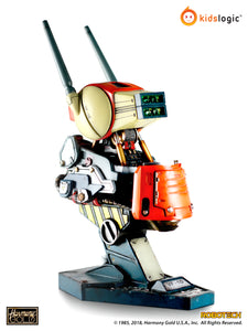 ST08 1/8 Robotech VF-1D Mechanical Bust Statue