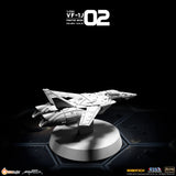 MT02 1/285 Macross VF1J Fighter Mode Miniature (Hikaru Ver)