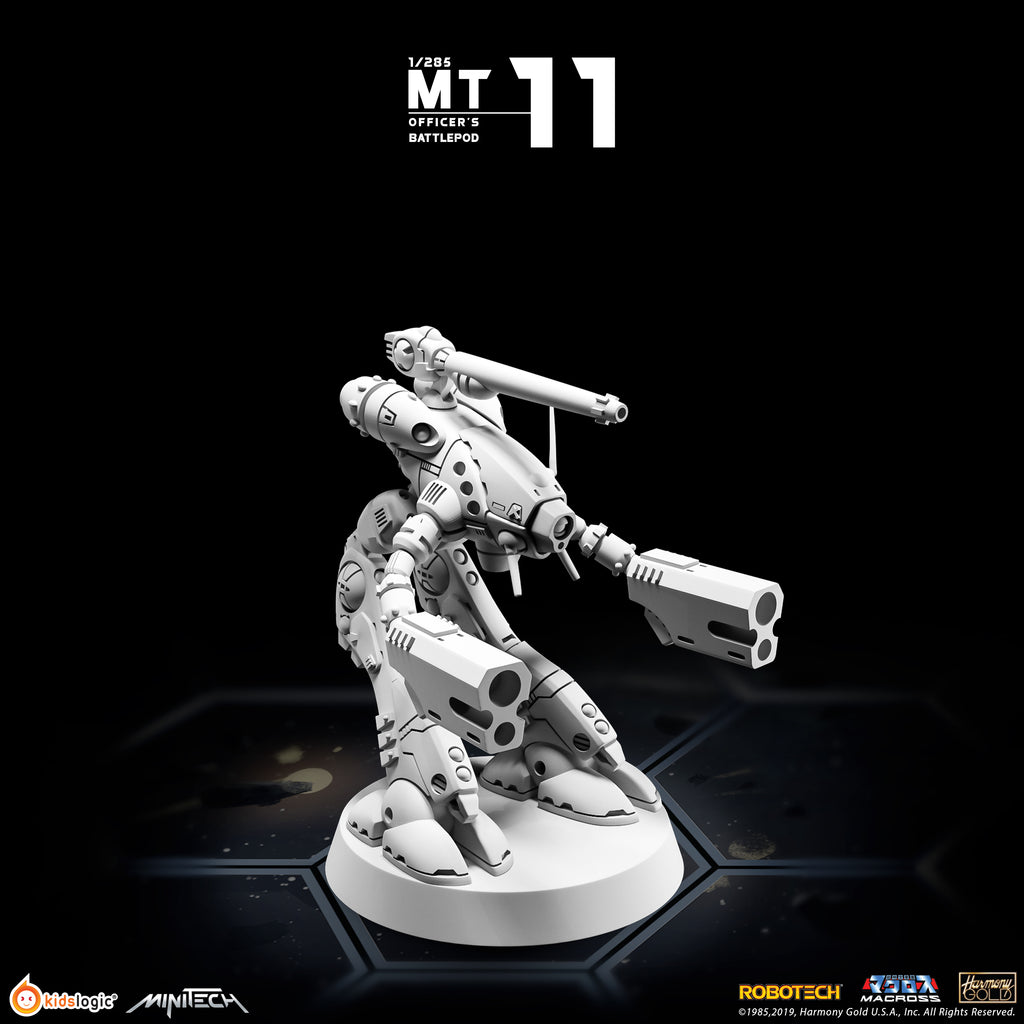 MT11 1/285 Robotech Macross Officer's Battlepod