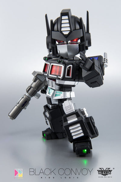 MN02, Black Convoy, Transfromers G1