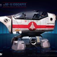 ST01 Robotech Macross VF-1J 1:6 Cockpit Diorama Digital Sound System