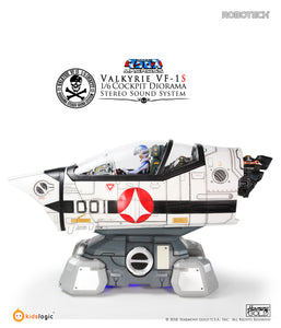Robotech Macross VF-1S 1:6 Cockpit Diorama Digital Sound System (ST09) (Retail Price US$1920, Deposit US$380)