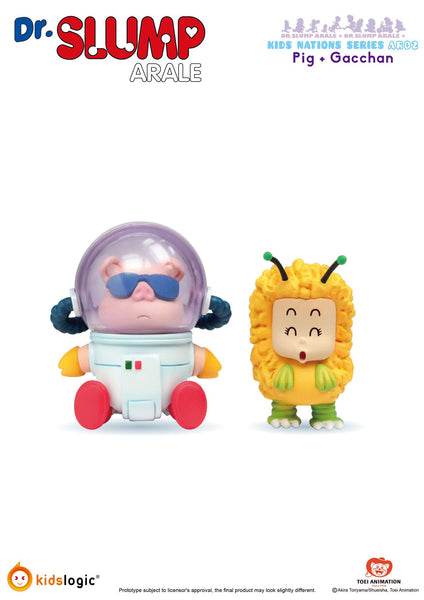 Kids Nations AR02, Dr Slump Arale