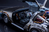 ML02, 1/20 DeLorean Time Machine, Magnetic Levitating Version, Back To The Future Part II