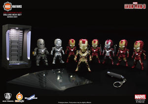 KN DX01, Iron Man Earphone Plug Deluxe set