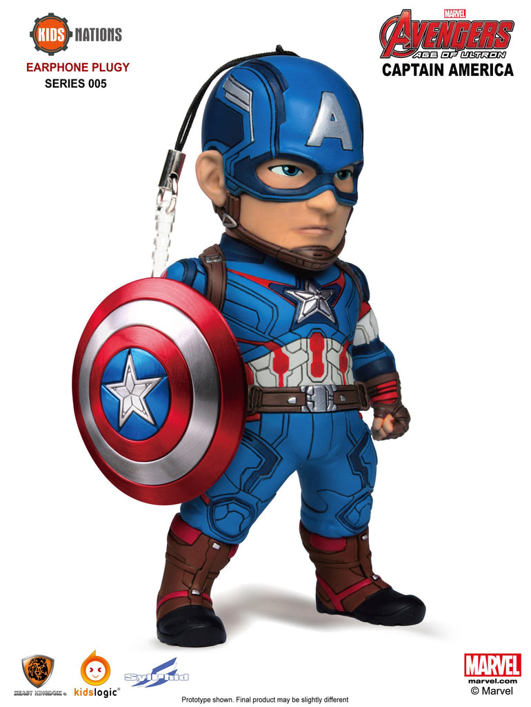 Captain America,  Avengers Earphone Plug 05, Avengers: Age of Ultron