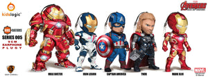 KN SF05, Avengers Earphone Plug 05, Avengers: Age of Ultron, Set of 5