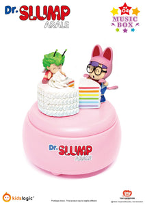 MB04, Arale Music Box Happy Birthday Theme, Dr Slump Arale