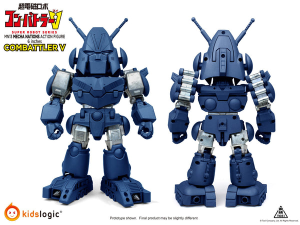 Mecha Nations MN13, Combattler V action figure