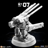 MT07 1/285 Robotech Macross Destroid Monster