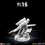 MT15 1/285 Macross VF-1S Super Veritech  Guardian Mode