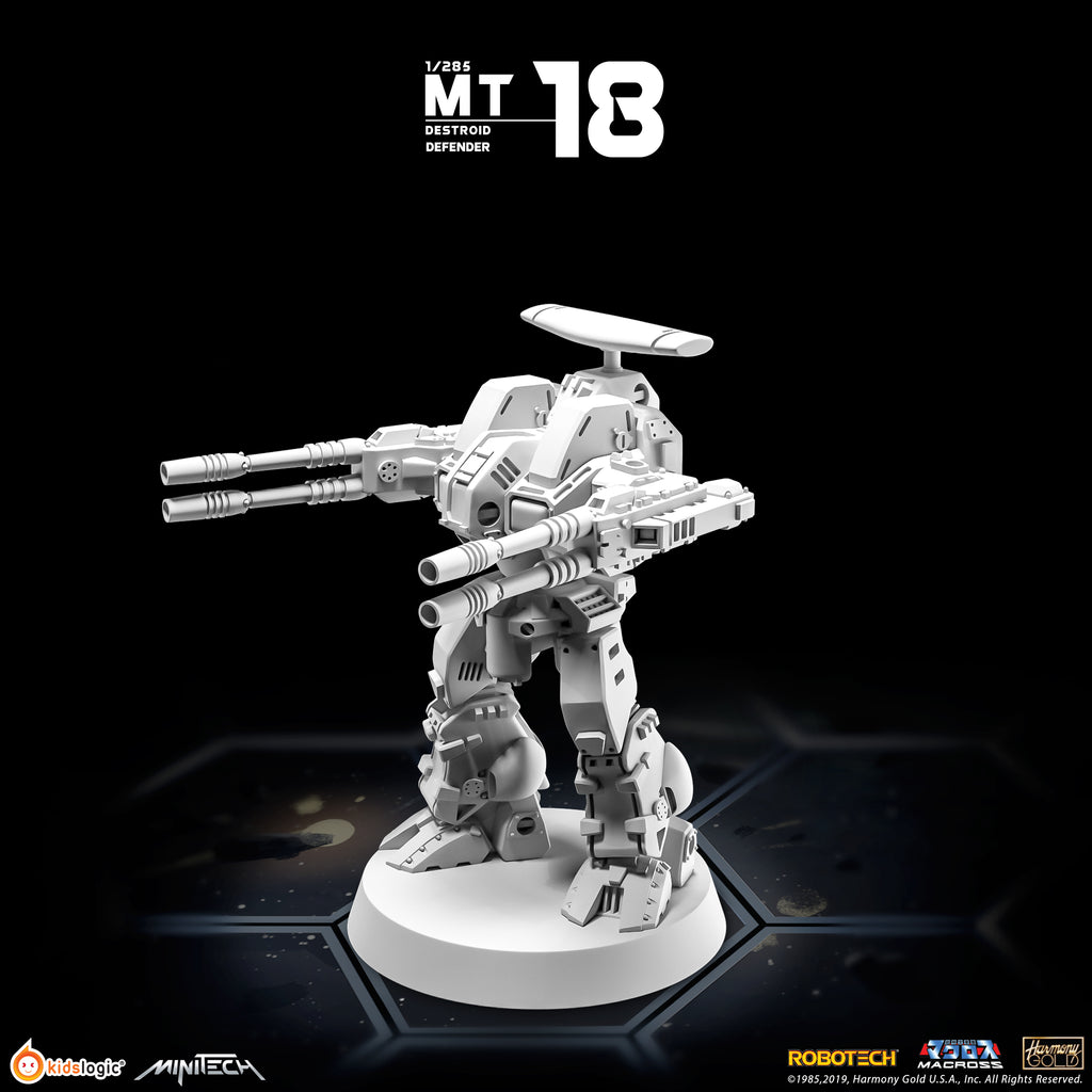 MT18 1/285 Destroid Defender (Est release date: End of May 2020)