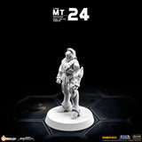MT24 1/285 Robotech Macross Zentraedi Heavy Battle Armor (Set of 3) (Release Date: Mid of Aug 2020)