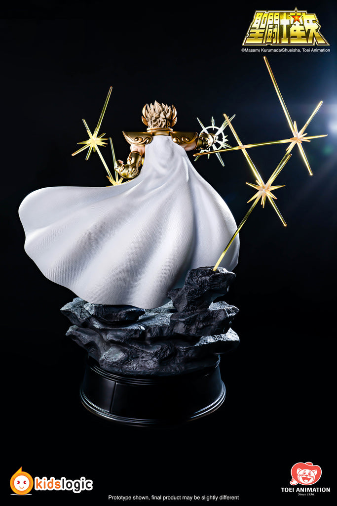 ST16 1/4 Leo Aiolia Statue with Digital Sound System (Retail Price: USD840, Deposit: USD252)
