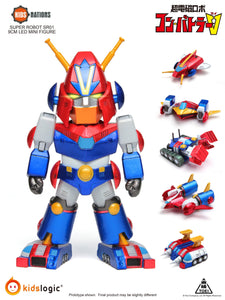 Kids Nations SR01, Combattler V, Set of 6