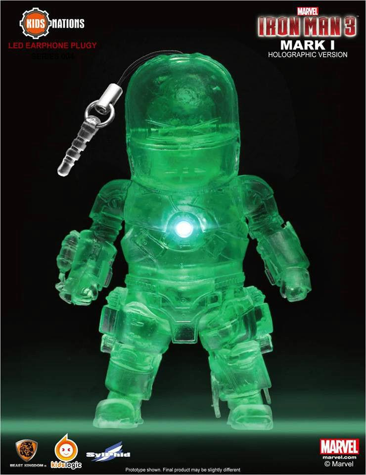 MARK I HOLOGRAPHIC VER IRON MAN KN SF04SP
