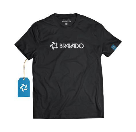 Bravado Essential Male Black Tee