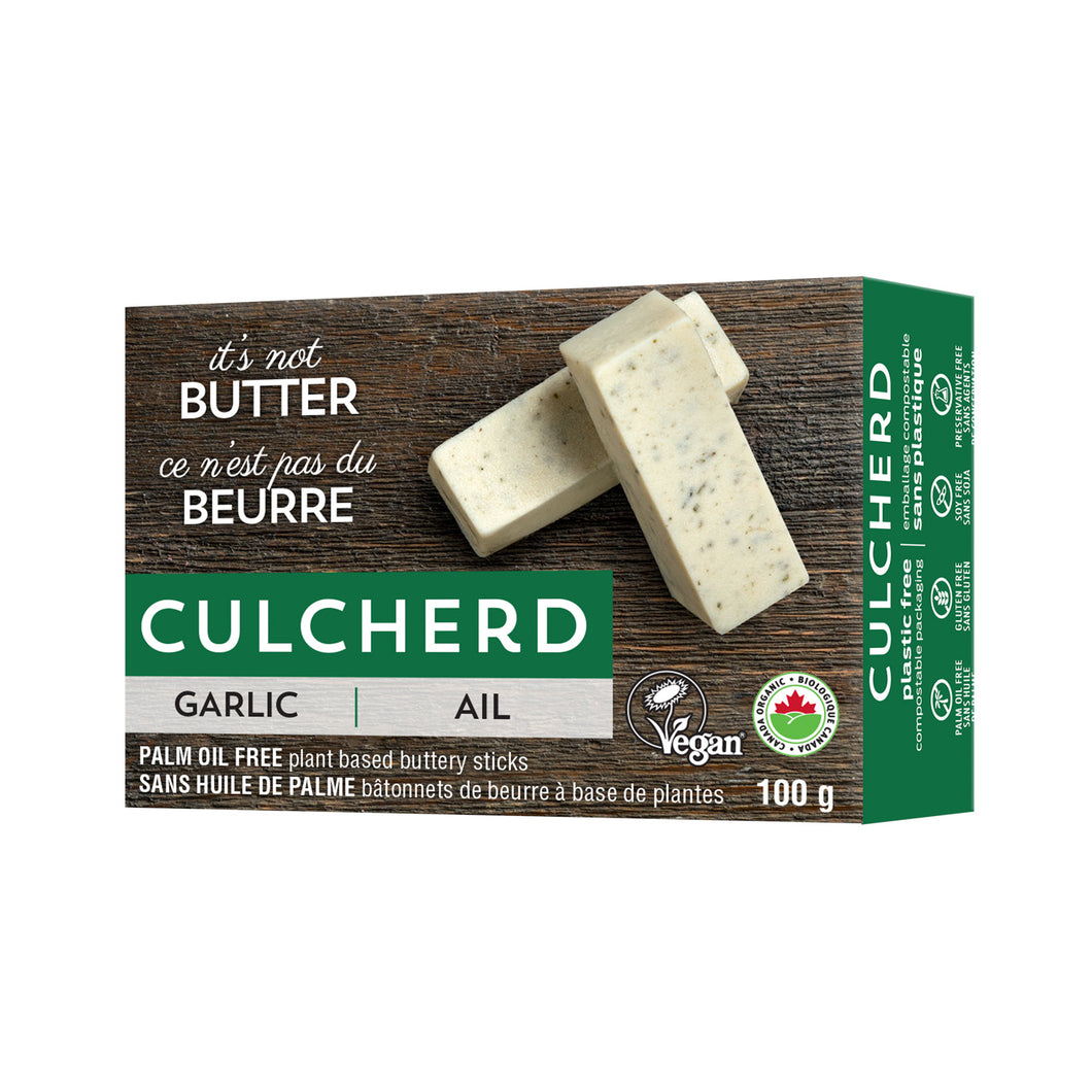 Butter - Garlic - culcherd