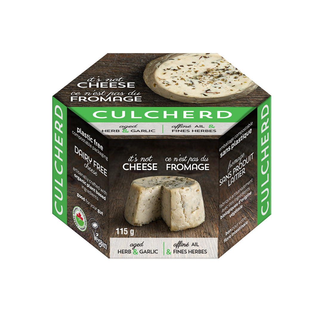 Cheese - Herb & Garlic - culcherd