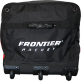 3 strong wheel ice hockey goalie bag