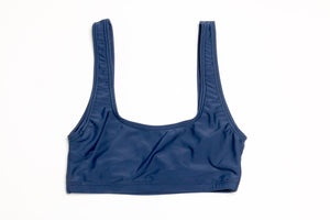 TAYLA top COBALT