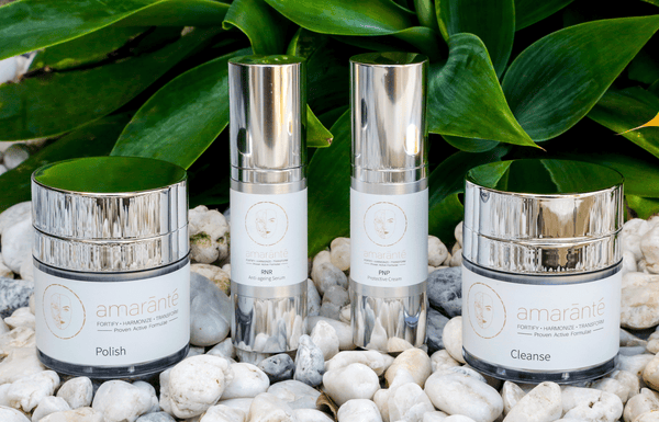 Four pack - All four Skincare products - Amaranté Skincare