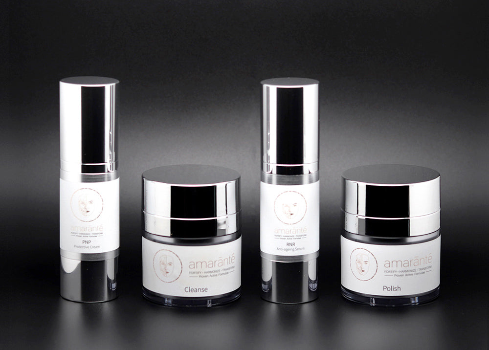 Four pack - All four Skincare products