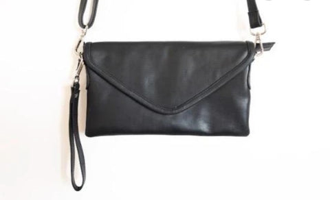 Bare leather Nevada small bag