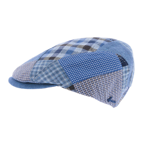 Andaman | Casquette plate patchwork